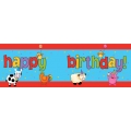 Barnyard Bash Farm Party GIANT Banner